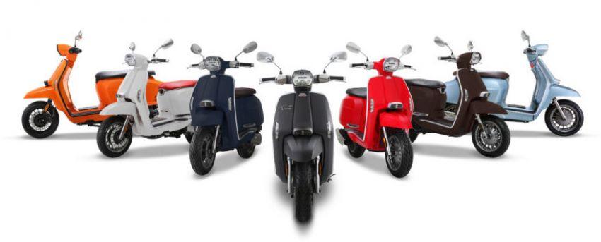 Lambretta – Italian scooter brand coming to Malaysia? Image #834907