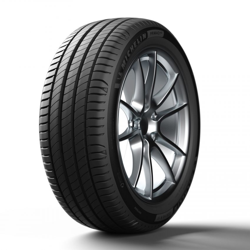 Michelin Primacy 4 launched, claimed to provide safety even when worn – 15- to 18-inch, fr RM444 per piece Image #836649