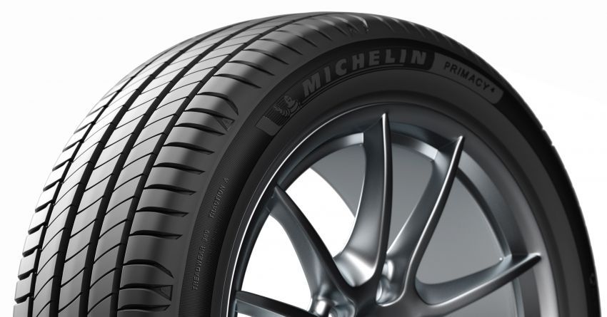 Michelin Primacy 4 launched, claimed to provide safety even when worn – 15- to 18-inch, fr RM444 per piece Image #836650