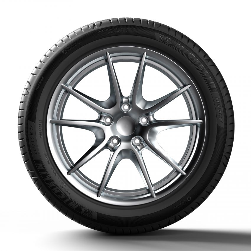 Michelin Primacy 4 launched, claimed to provide safety even when worn – 15- to 18-inch, fr RM444 per piece Image #836651