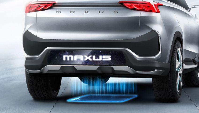 Maxus Tarantula Concept – production midsize SUV confirmed for mid 2019, 80% similar to showcar Image #834316