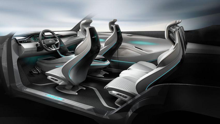 Maxus Tarantula Concept – production midsize SUV confirmed for mid 2019, 80% similar to showcar Image #834324