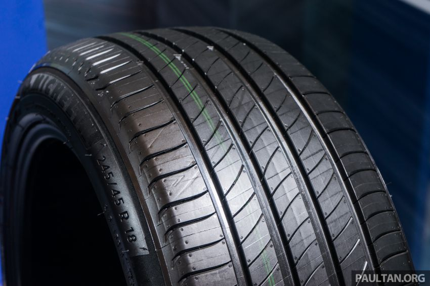Michelin Primacy 4 launched, claimed to provide safety even when worn – 15- to 18-inch, fr RM444 per piece Image #836977