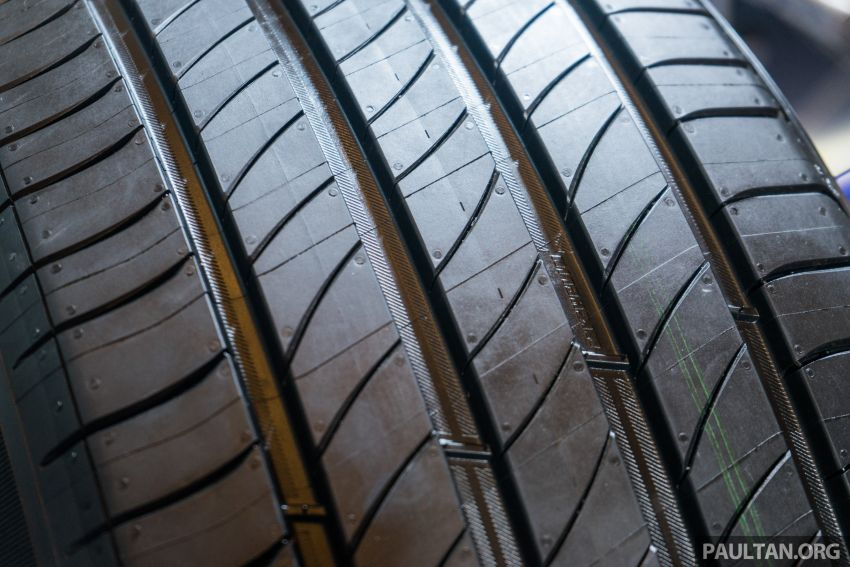 Michelin Primacy 4 launched, claimed to provide safety even when worn – 15- to 18-inch, fr RM444 per piece Image #836978