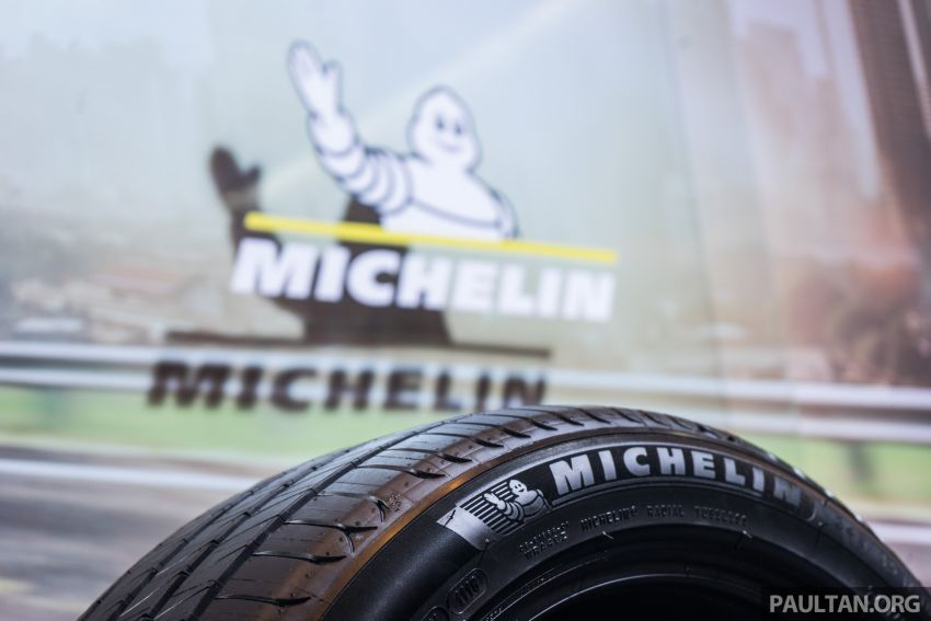 Michelin Primacy 4 launched, claimed to provide safety even when worn – 15- to 18-inch, fr RM444 per piece Image #836979