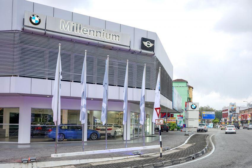 Millennium Welt appointed as BMW Motorrad representative for East Coast, dealership in Kuantan Image #838356