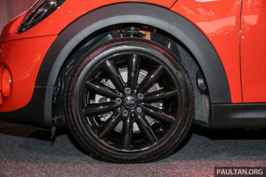 MINI Hatch facelift launched in Malaysia – Cooper S 3 Door and 5 Door, JCW 3 Door; RM227k to RM283k Image #838677