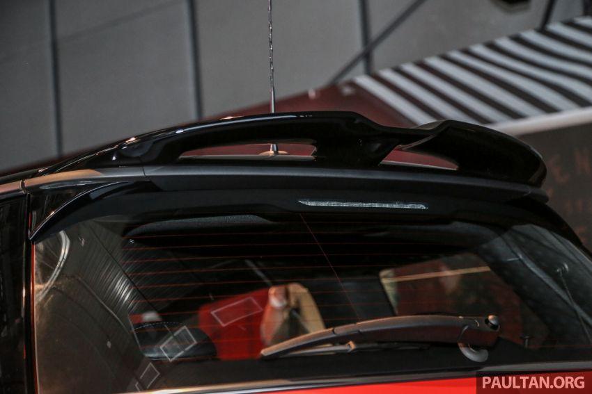 MINI Hatch facelift launched in Malaysia – Cooper S 3 Door and 5 Door, JCW 3 Door; RM227k to RM283k Image #838695