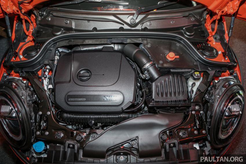 MINI Hatch facelift launched in Malaysia – Cooper S 3 Door and 5 Door, JCW 3 Door; RM227k to RM283k Image #838696