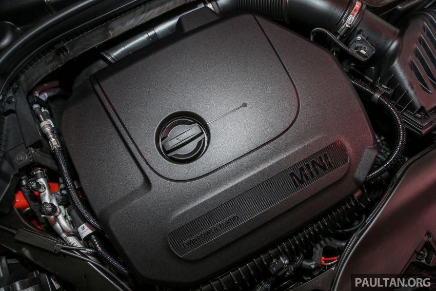 MINI Hatch facelift launched in Malaysia – Cooper S 3 Door and 5 Door, JCW 3 Door; RM227k to RM283k Image #838697