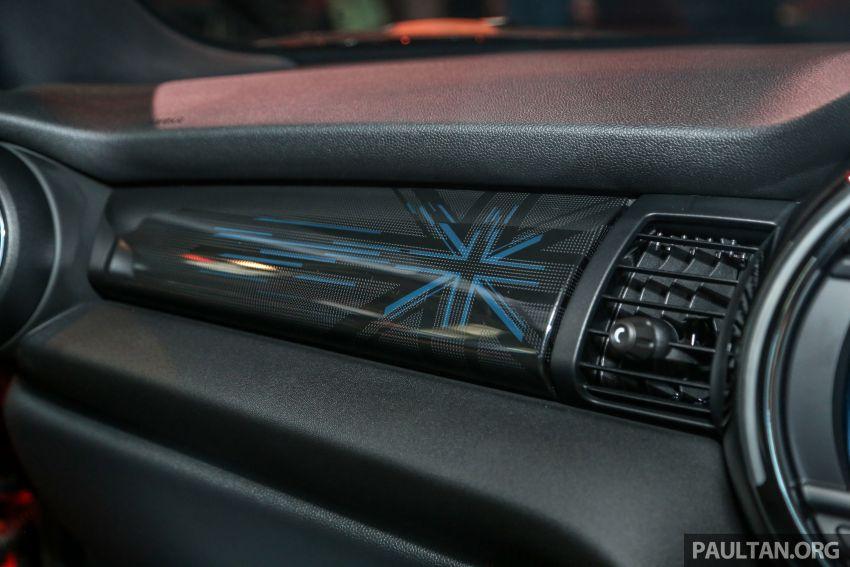 MINI Hatch facelift launched in Malaysia – Cooper S 3 Door and 5 Door, JCW 3 Door; RM227k to RM283k Image #838719