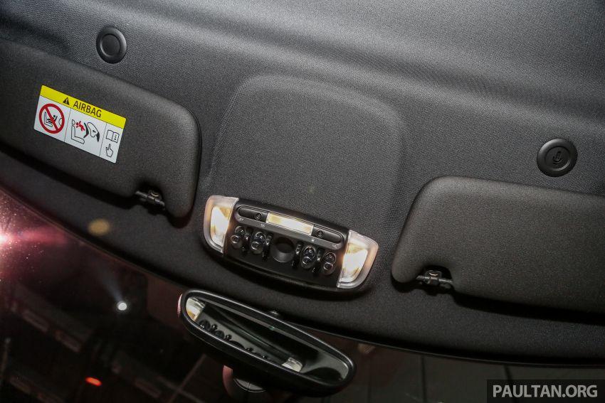 MINI Hatch facelift launched in Malaysia – Cooper S 3 Door and 5 Door, JCW 3 Door; RM227k to RM283k Image #838723