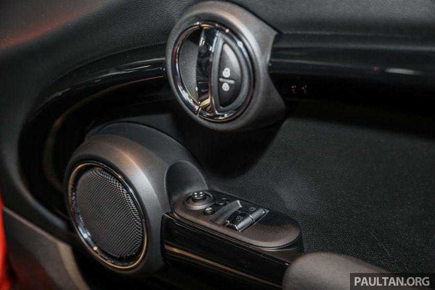 MINI Hatch facelift launched in Malaysia – Cooper S 3 Door and 5 Door, JCW 3 Door; RM227k to RM283k Image #838726