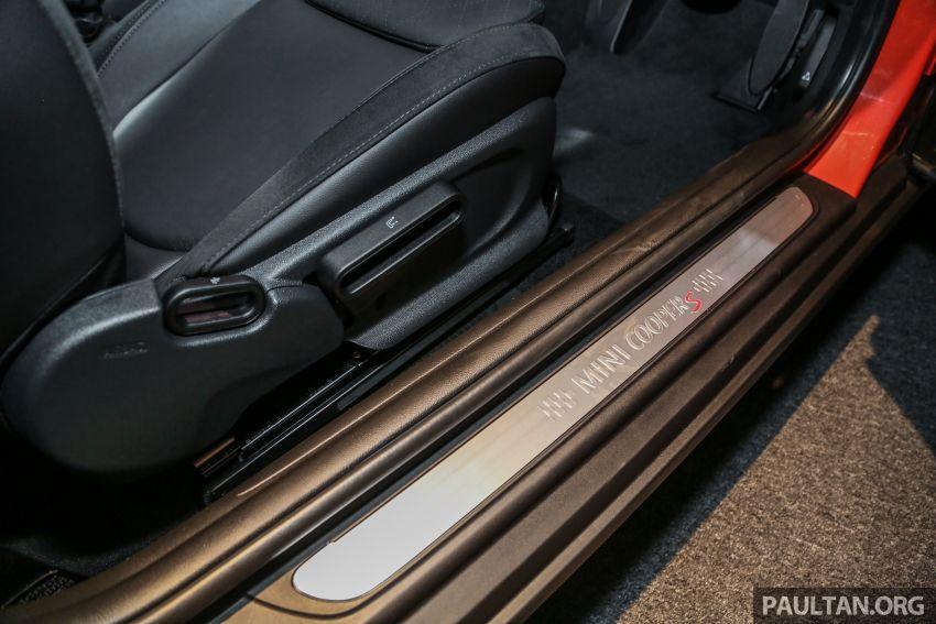 MINI Hatch facelift launched in Malaysia – Cooper S 3 Door and 5 Door, JCW 3 Door; RM227k to RM283k Image #838732