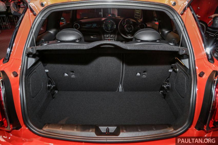 MINI Hatch facelift launched in Malaysia – Cooper S 3 Door and 5 Door, JCW 3 Door; RM227k to RM283k Image #838738