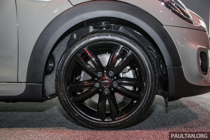 MINI Hatch facelift launched in Malaysia – Cooper S 3 Door and 5 Door, JCW 3 Door; RM227k to RM283k Image #838769