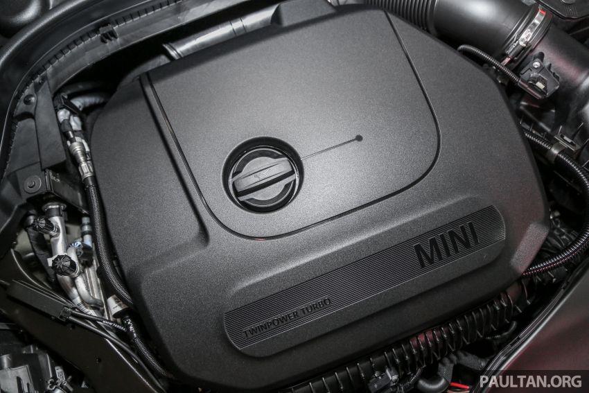 MINI Hatch facelift launched in Malaysia – Cooper S 3 Door and 5 Door, JCW 3 Door; RM227k to RM283k Image #838781