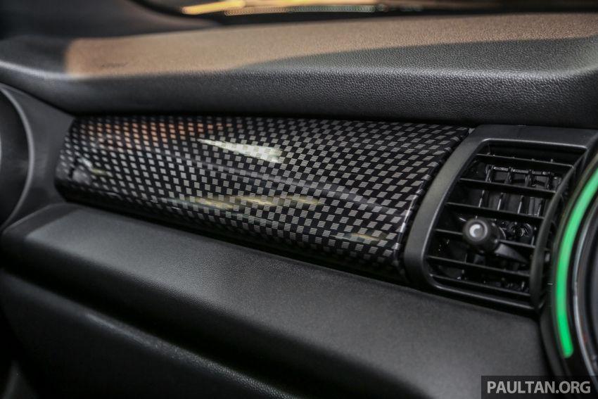 MINI Hatch facelift launched in Malaysia – Cooper S 3 Door and 5 Door, JCW 3 Door; RM227k to RM283k Image #838811