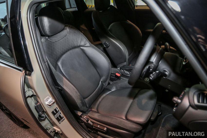 MINI Hatch facelift launched in Malaysia – Cooper S 3 Door and 5 Door, JCW 3 Door; RM227k to RM283k Image #838817