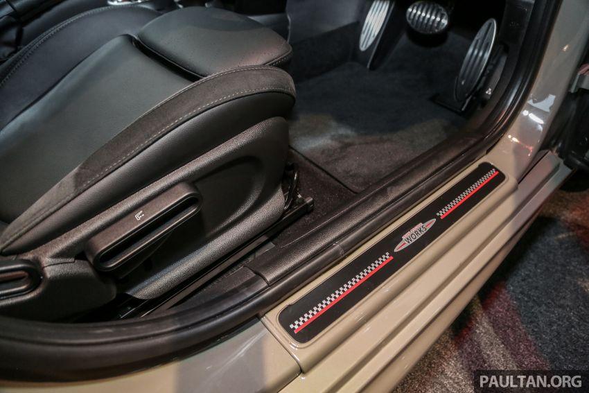 MINI Hatch facelift launched in Malaysia – Cooper S 3 Door and 5 Door, JCW 3 Door; RM227k to RM283k Image #838819