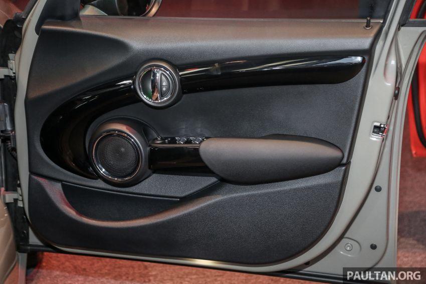 MINI Hatch facelift launched in Malaysia – Cooper S 3 Door and 5 Door, JCW 3 Door; RM227k to RM283k Image #838823