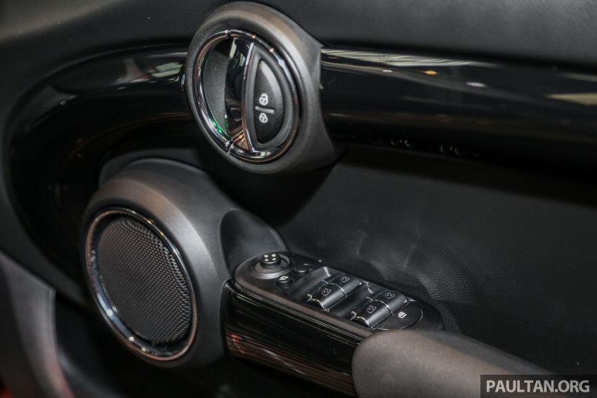 MINI Hatch facelift launched in Malaysia – Cooper S 3 Door and 5 Door, JCW 3 Door; RM227k to RM283k Image #838825