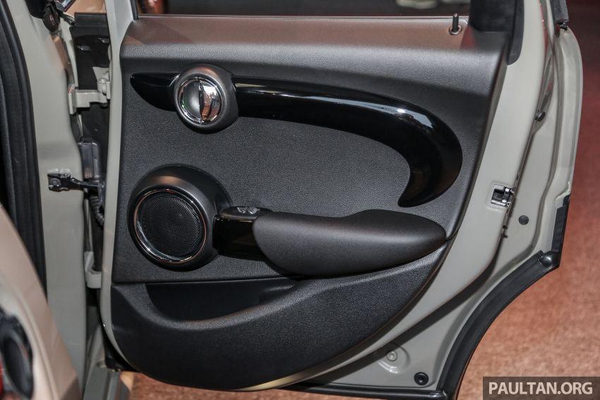MINI Hatch facelift launched in Malaysia – Cooper S 3 Door and 5 Door, JCW 3 Door; RM227k to RM283k Image #838826