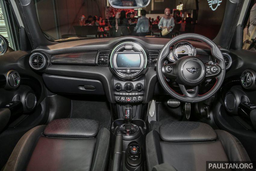 MINI Hatch facelift launched in Malaysia – Cooper S 3 Door and 5 Door, JCW 3 Door; RM227k to RM283k Image #838787