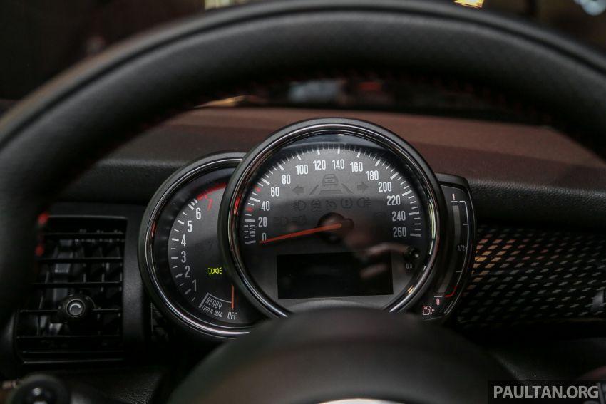 MINI Hatch facelift launched in Malaysia – Cooper S 3 Door and 5 Door, JCW 3 Door; RM227k to RM283k Image #838793