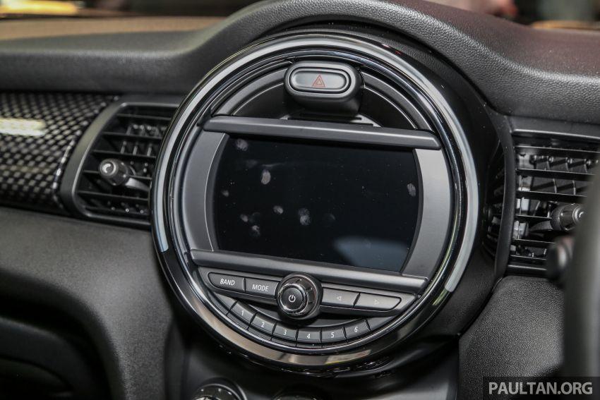 MINI Hatch facelift launched in Malaysia – Cooper S 3 Door and 5 Door, JCW 3 Door; RM227k to RM283k Image #838797