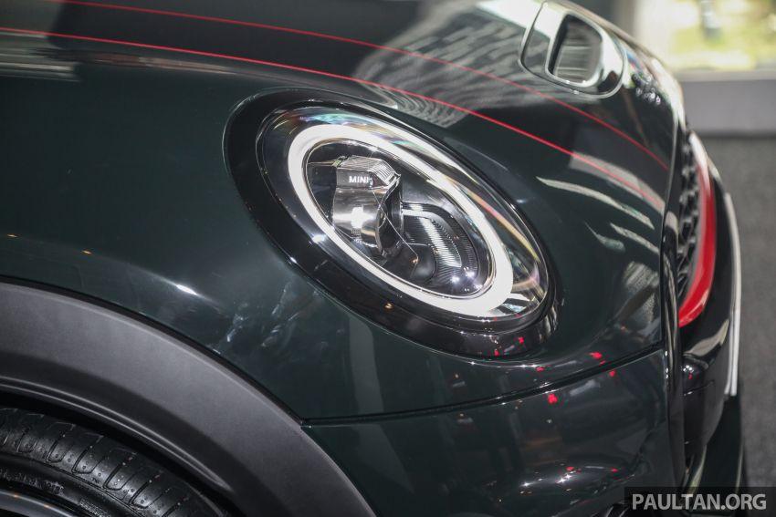 MINI Hatch facelift launched in Malaysia – Cooper S 3 Door and 5 Door, JCW 3 Door; RM227k to RM283k Image #838839