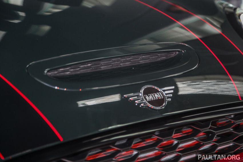 MINI Hatch facelift launched in Malaysia – Cooper S 3 Door and 5 Door, JCW 3 Door; RM227k to RM283k Image #838843