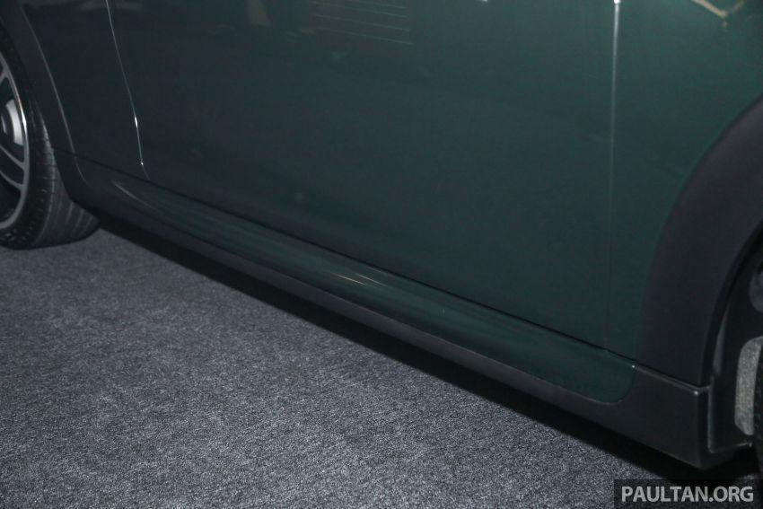 MINI Hatch facelift launched in Malaysia – Cooper S 3 Door and 5 Door, JCW 3 Door; RM227k to RM283k Image #838848