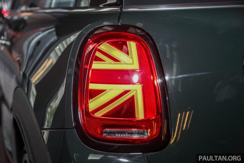 MINI Hatch facelift launched in Malaysia – Cooper S 3 Door and 5 Door, JCW 3 Door; RM227k to RM283k Image #838853