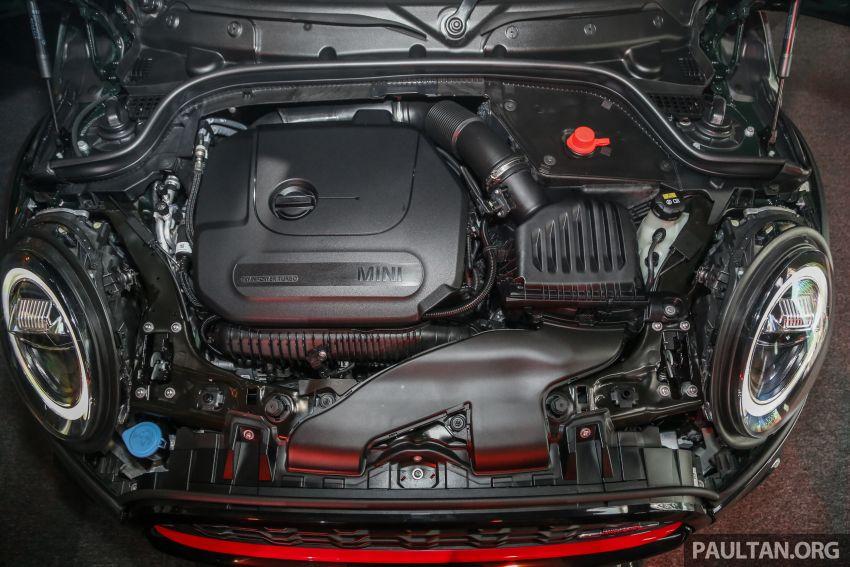 MINI Hatch facelift launched in Malaysia – Cooper S 3 Door and 5 Door, JCW 3 Door; RM227k to RM283k Image #838859