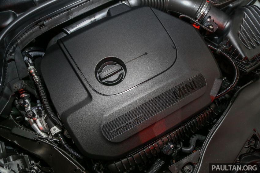 MINI Hatch facelift launched in Malaysia – Cooper S 3 Door and 5 Door, JCW 3 Door; RM227k to RM283k Image #838861