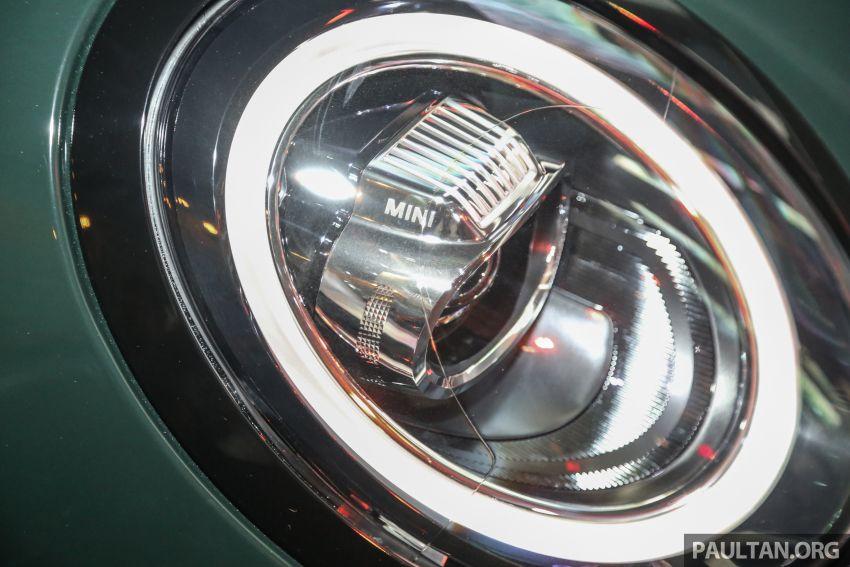 MINI Hatch facelift launched in Malaysia – Cooper S 3 Door and 5 Door, JCW 3 Door; RM227k to RM283k Image #838838