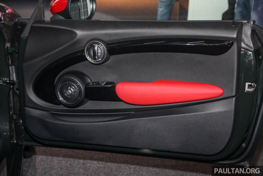 MINI Hatch facelift launched in Malaysia – Cooper S 3 Door and 5 Door, JCW 3 Door; RM227k to RM283k Image #838883
