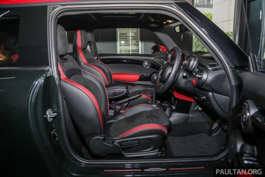 MINI Hatch facelift launched in Malaysia – Cooper S 3 Door and 5 Door, JCW 3 Door; RM227k to RM283k Image #838885