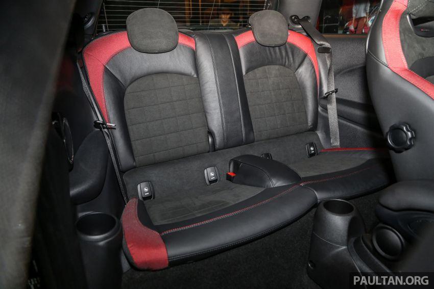 MINI Hatch facelift launched in Malaysia – Cooper S 3 Door and 5 Door, JCW 3 Door; RM227k to RM283k Image #838890