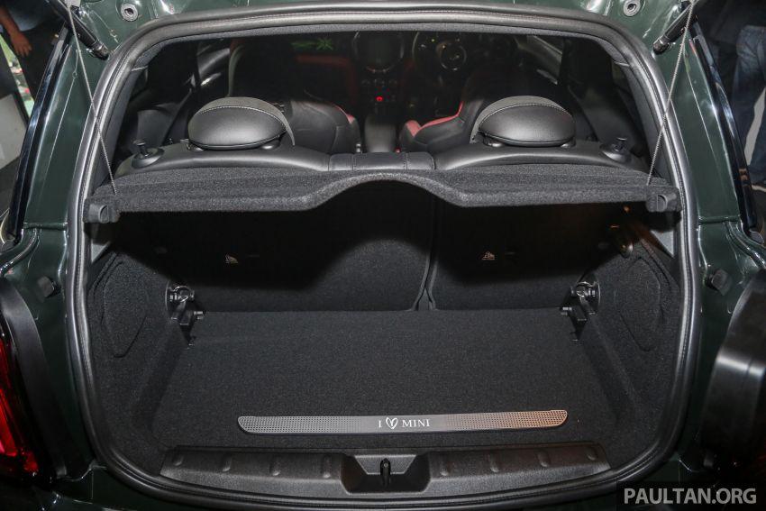 MINI Hatch facelift launched in Malaysia – Cooper S 3 Door and 5 Door, JCW 3 Door; RM227k to RM283k Image #838892