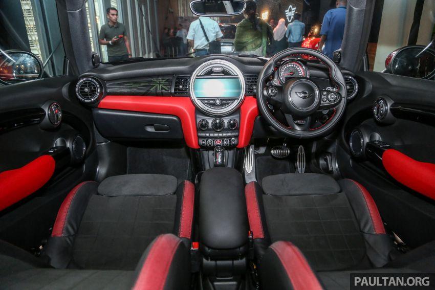 MINI Hatch facelift launched in Malaysia – Cooper S 3 Door and 5 Door, JCW 3 Door; RM227k to RM283k Image #838864