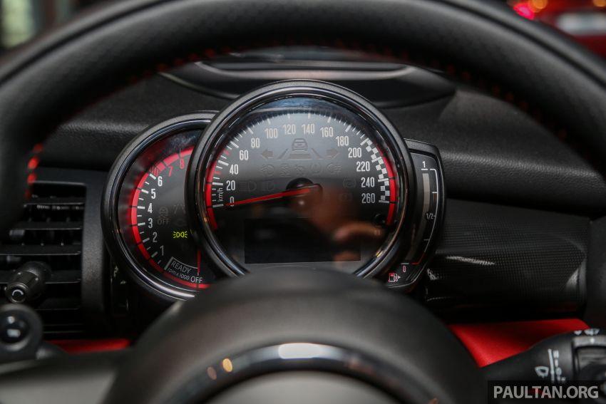 MINI Hatch facelift launched in Malaysia – Cooper S 3 Door and 5 Door, JCW 3 Door; RM227k to RM283k Image #838866