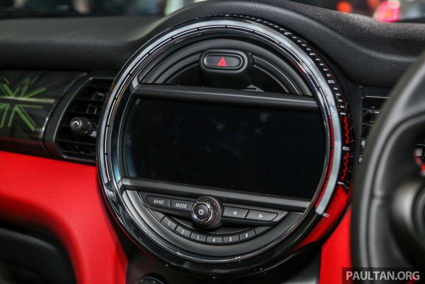 MINI Hatch facelift launched in Malaysia – Cooper S 3 Door and 5 Door, JCW 3 Door; RM227k to RM283k Image #838869