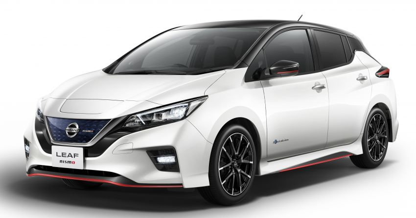 Nissan Leaf Nismo to go on sale in Japan on July 31 Image #841074