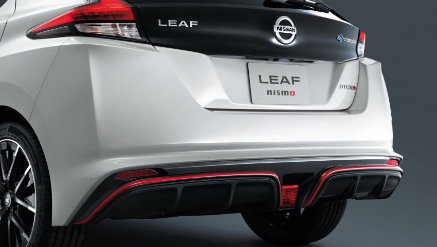 Nissan Leaf Nismo to go on sale in Japan on July 31 Image #841084