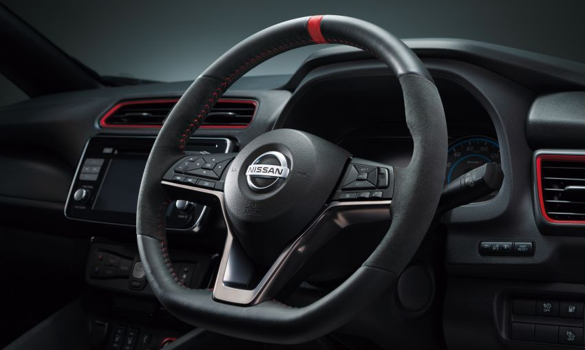 Nissan Leaf Nismo to go on sale in Japan on July 31 Image #841088