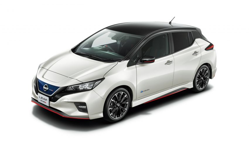 Nissan Leaf Nismo to go on sale in Japan on July 31 Image #841091