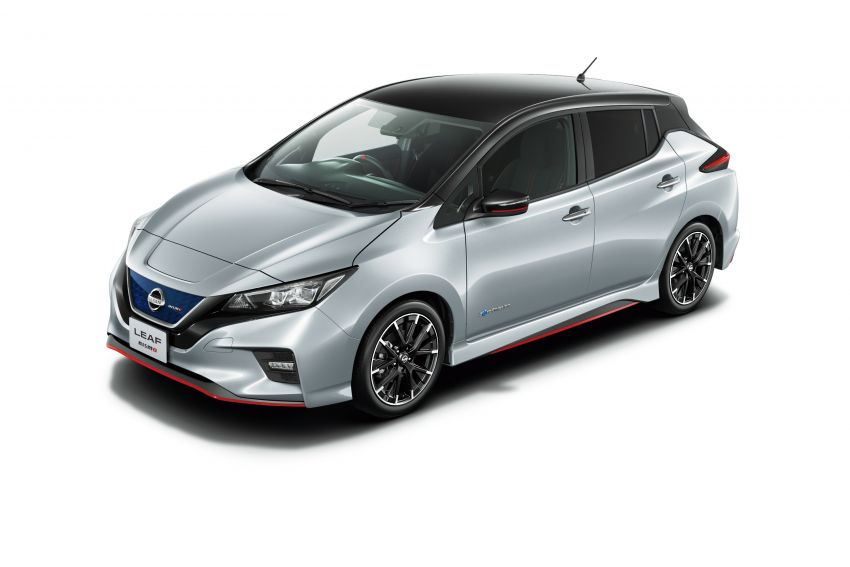 Nissan Leaf Nismo to go on sale in Japan on July 31 Image #841092