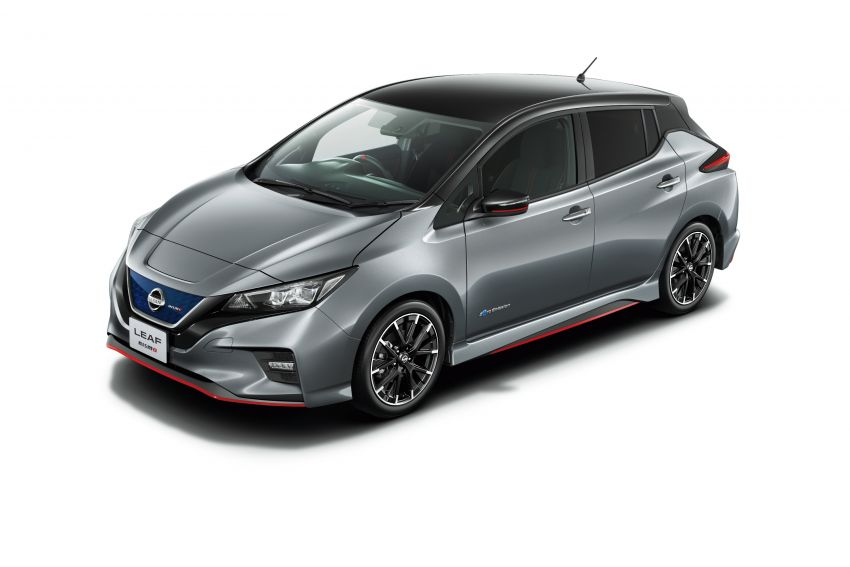 Nissan Leaf Nismo to go on sale in Japan on July 31 Image #841093